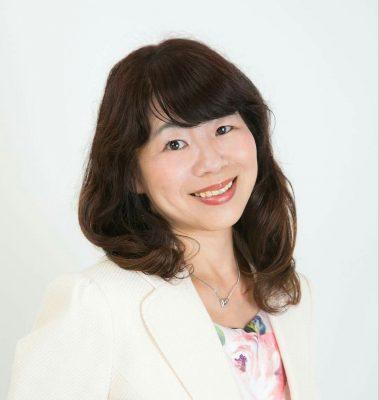 安部智香 プロフィール写真
